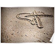 sandy treasure Poster