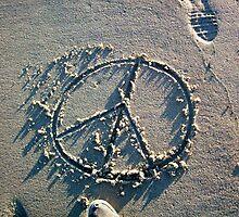 Peace- Hampton Beach, New Hampshire by mmcc0713