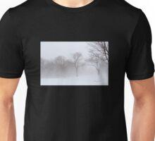 Foggy Trees Unisex T-Shirt
