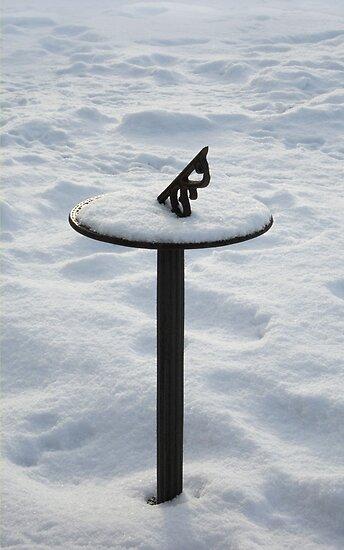 Snow Dial by Jan Szymczuk