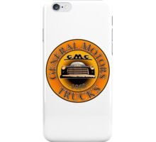 Vintage GMC Logo iPhone Case/Skin