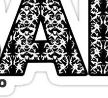 Bali #00 Sticker