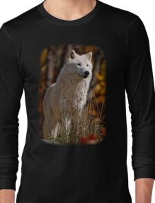 Wolf Shirt - 2 Long Sleeve T-Shirt