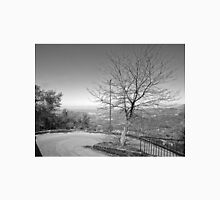 Laureana Cilento: landscape with tree and road Unisex T-Shirt