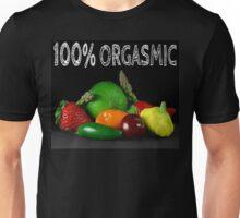 100% Orgasmic Unisex T-Shirt