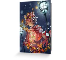 Thief of Souls Greeting Card