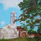 Iglesia de Santa Anna by Dominica Alcantara