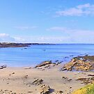 Whitestrand Beach - Freagh - Wild Atlantic Way by Honor Kyne