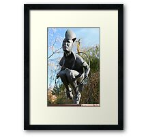 """Emergence"" 2000 Framed Print"