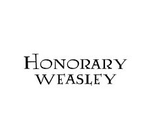Honorary Weasley by queen-victoria