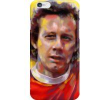 Liam 'Chippy' Brady - Arsenal Legend iPhone Case/Skin
