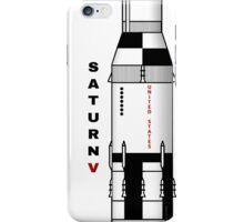 NASA Saturn V (6) Rocket iPhone Case/Skin