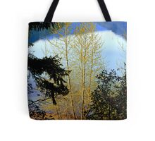 """""""Springtime In The Olympics"""" Tote Bag"""