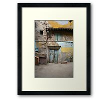 old islamic cairo Framed Print