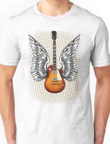 Angel Guitar T-Shirt