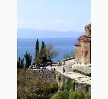 an incredible Macedonia landscape Unisex T-Shirt