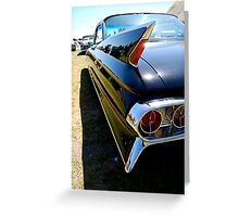 61 Sizzle Greeting Card