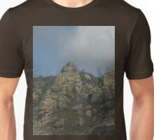 a desolate Macedonia landscape Unisex T-Shirt