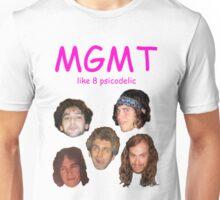 'like 8 psicodelic' MGMT Unisex T-Shirt