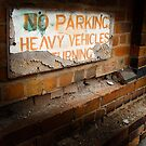 no parking by Richard Hariri