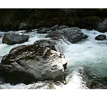 The North Fork of the NookSack Photographic Print