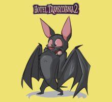 Bat translyvania One Piece - Short Sleeve