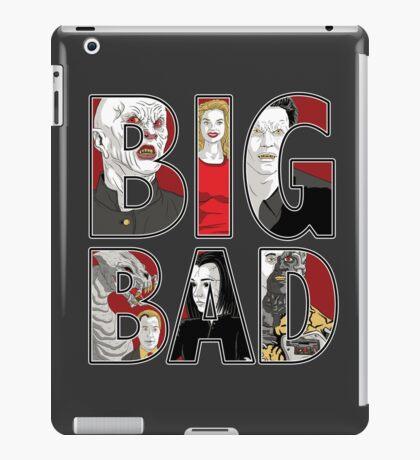 Buffy the Vampire Slayer - BIG BAD Variant iPad Case/Skin