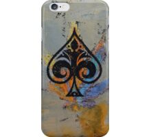 Ace iPhone Case/Skin