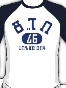 Splatoon Splash Mob Varsity Baseball LS Tee T-Shirt