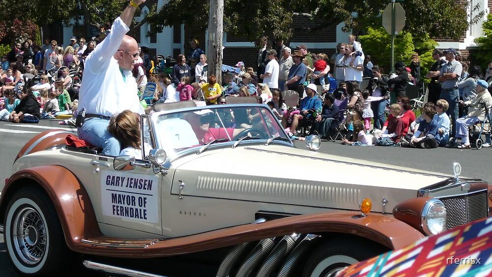 The Mayor of Ferndale, WA by rferrisx