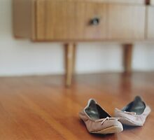 Ballet Shoes by genlloyd