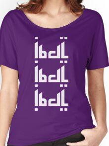 Splatoon Skalop Grape Tee Women's Relaxed Fit T-Shirt