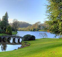 Stourhead Gardens by glynnj85