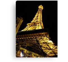 Paris....... ^ Canvas Print