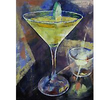 Appletini Photographic Print