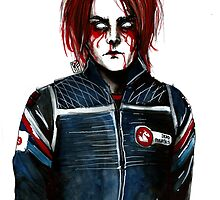 the aftermath is secondary (gerard way / my chemical romance) by chemicalbats