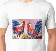Rooster Rumble Unisex T-Shirt