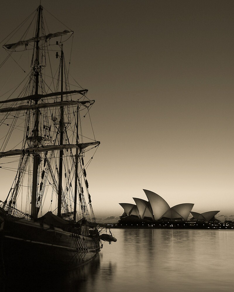 Convicts to Culture a Sydney Story by McGoff