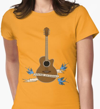 Acoustic, Naturally T-Shirt