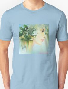 In the Fluter of Wings-In the Silence of Thoughts T-Shirt