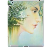 In the Fluter of Wings-In the Silence of Thoughts iPad Case/Skin