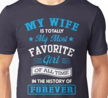 The Best Wife In The World Unisex T-Shirt
