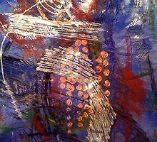 Blue #7 by Mariam Muradian