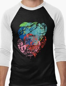 Love hearts  dark T-Shirt