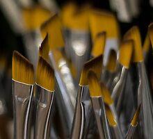 Paint brushes by nazanin86