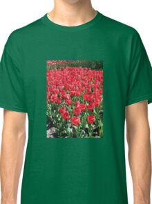 Red Army - Keukenhof Tulips Classic T-Shirt