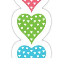 All my Hearts Sticker