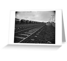 Limerick Junction Greeting Card