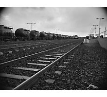 Limerick Junction Photographic Print