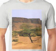 an inspiring Mauritania landscape Unisex T-Shirt